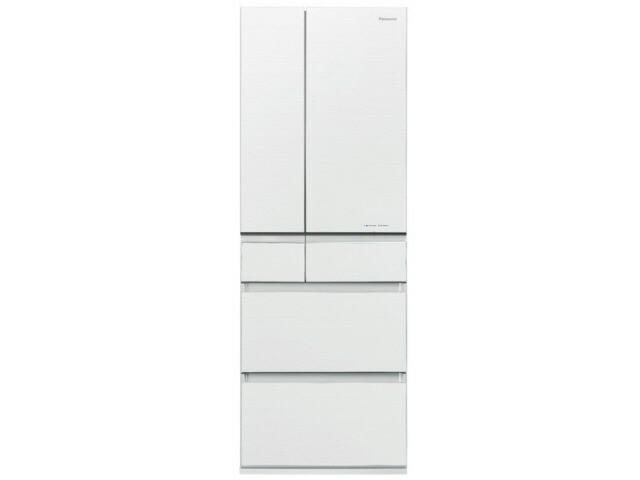 パナソニック 冷凍冷蔵庫 NR-F504HPX-W [マチュア...