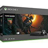 マイクロソフト ゲーム機 Xbox One X (シャドウ ...