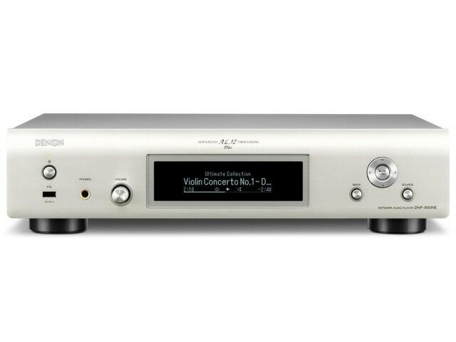 DENON ネットワークオーディオプレーヤー DNP-800...