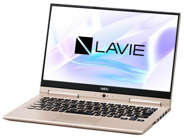 NEC ノートパソコン LAVIE Hybrid ZERO HZ500/LAG...