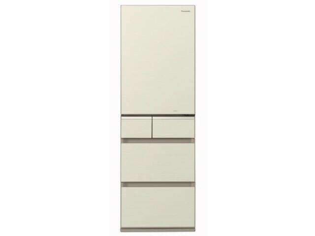 パナソニック 冷凍冷蔵庫 NR-E414GV-N [シャンパ...