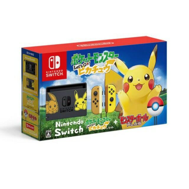 任天堂 ゲーム機 Nintendo Switch ポケットモンス...