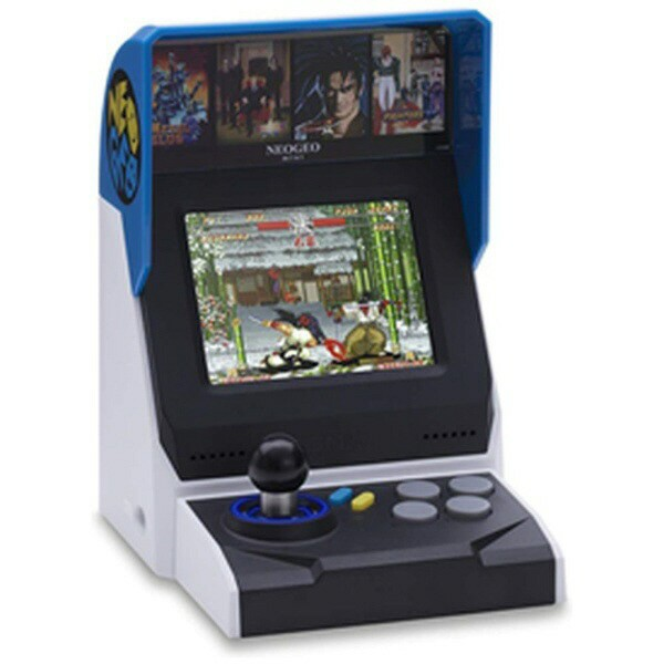SNK ゲーム機 NEOGEO mini INTERNATIONAL Ver.