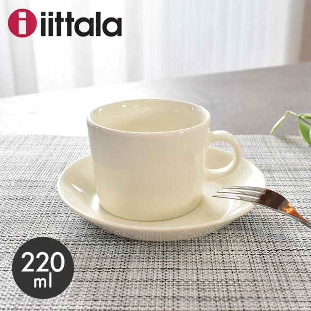 IITTALA イッタラ ティーマ コーヒーカップ&ソー...