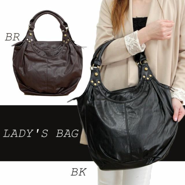レディースバッグ シンプル/女性/A4/通勤バッグ/...