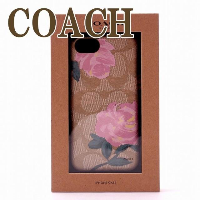コーチ COACH iPhone7 専用 ケース カバー アイフ...