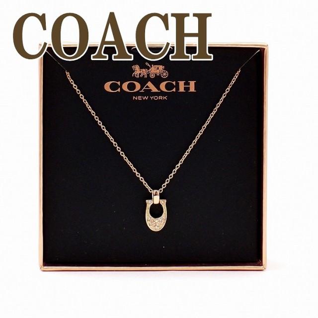 コーチ COACH ネックレス チェーン ペンダント ボ...