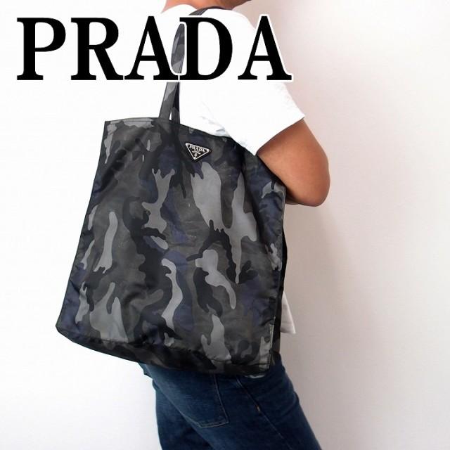 プラダ PRADA バッグ メンズ トートバッグ 迷彩 1...