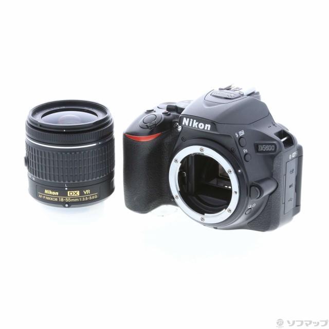 (中古)Nikon NIKON D5600 18-55 VR レンズキット ...