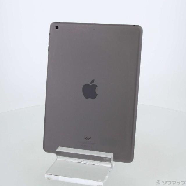 (中古)Apple iPad Air 16GB スペースグレイ MD785...