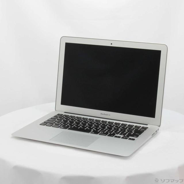 (中古)Apple MacBook Air 13.3-inch Mid 2017 MQD...