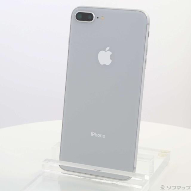 (中古)Apple iPhone8 Plus 256GB シルバー MQ9P2J...