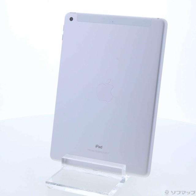 (中古)Apple iPad 第5世代 32GB シルバー MP1L2J/...