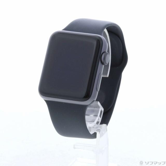 (中古)Apple Apple Watch Series 3 GPS 42mm スペ...