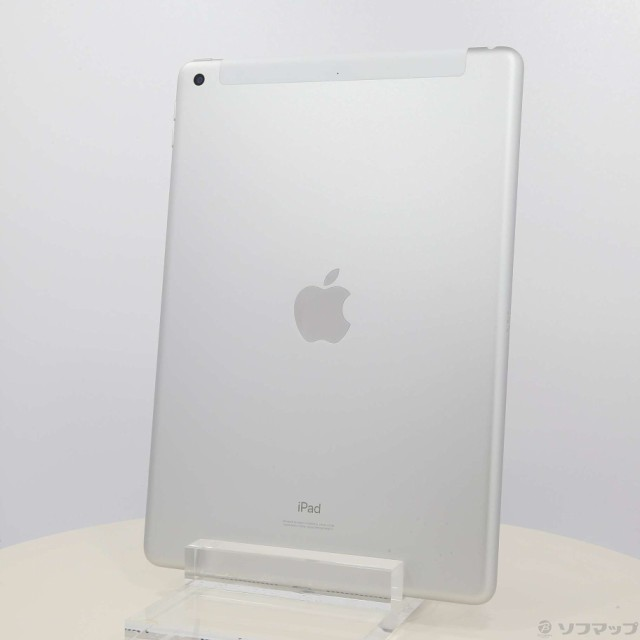 (中古)Apple iPad 第7世代 32GB シルバー MW6C2J/...