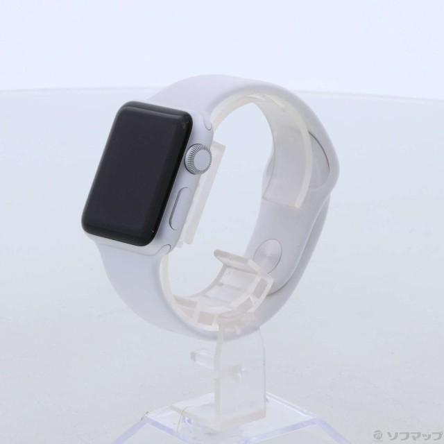(中古)Apple Apple Watch Series 2 38mm シルバー...