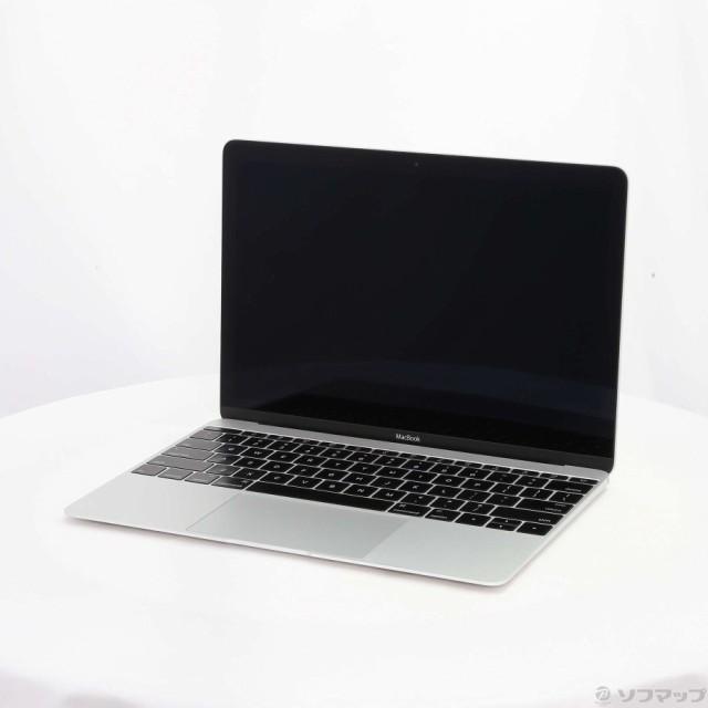 (中古)Apple MacBook 12-inch Early 2016 MLHC2J/...