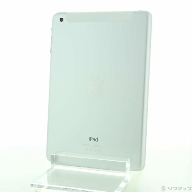 (中古)Apple iPad mini 2 32GB シルバー ME824J/A...