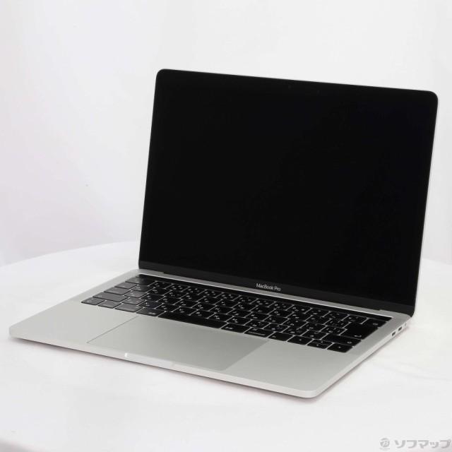 (中古)Apple MacBook Pro 13.3-inch Mid 2017 MQ0...
