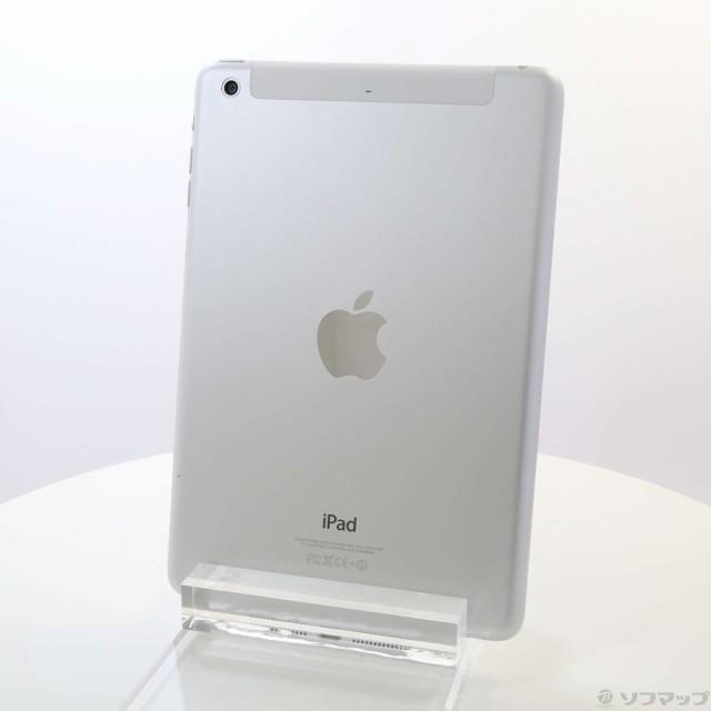 (中古)Apple iPad mini 2 16GB シルバー ME814J/A...
