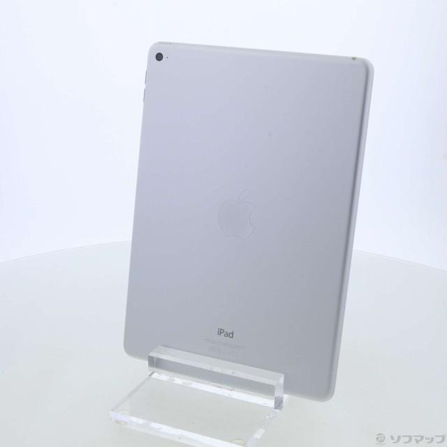 (中古)Apple iPad Air 2 64GB シルバー MGKM2J/A ...