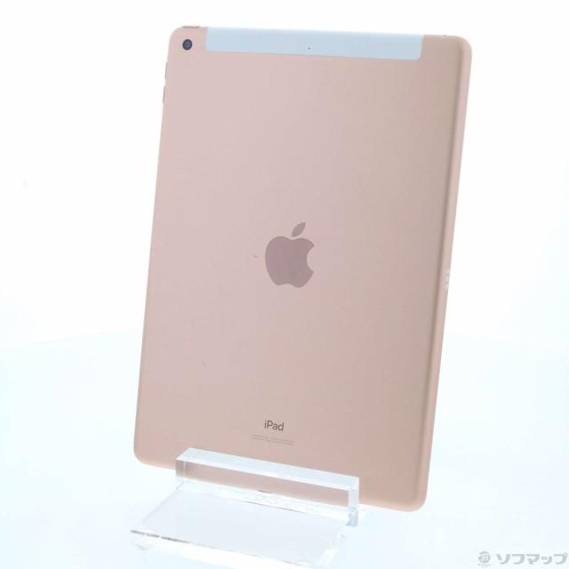 (中古)Apple iPad 第7世代 128GB ゴールド MW6G2J...
