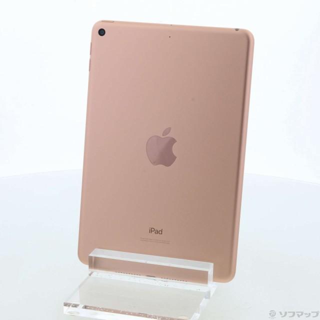 (中古)Apple iPad mini 第5世代 64GB ゴールド MU...