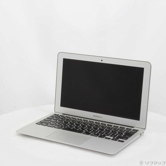 (中古)Apple MacBook Air 11.6-inch Early 2015 M...