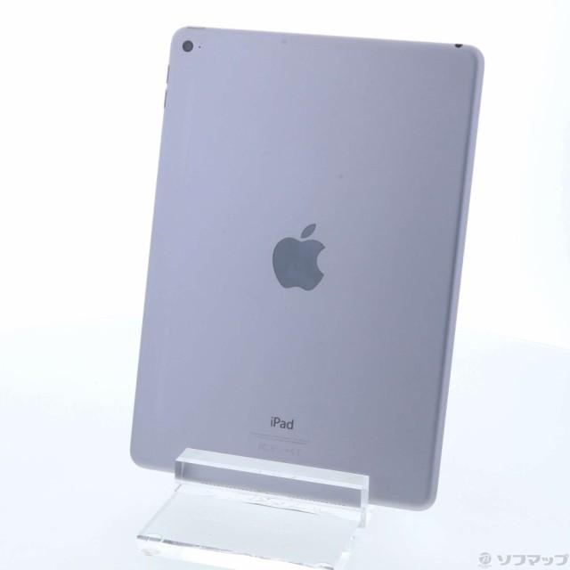 (中古)Apple iPad Air 2 64GB スペースグレイ MGK...