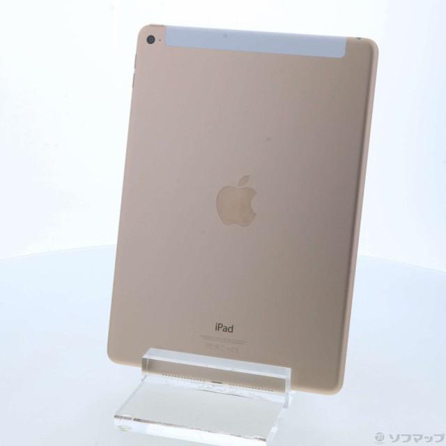 (中古)Apple iPad Air 2 64GB ゴールド MH172J/A ...