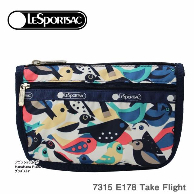 レスポートサック ポーチ 7315 E178 TAKE FLIGHT ...