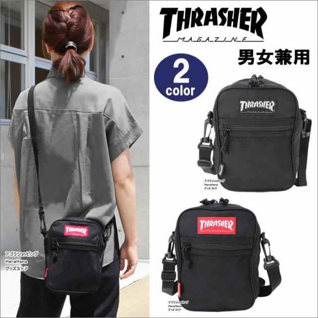 THRASHER スラッシャー バッグ THRSG123  ショル...