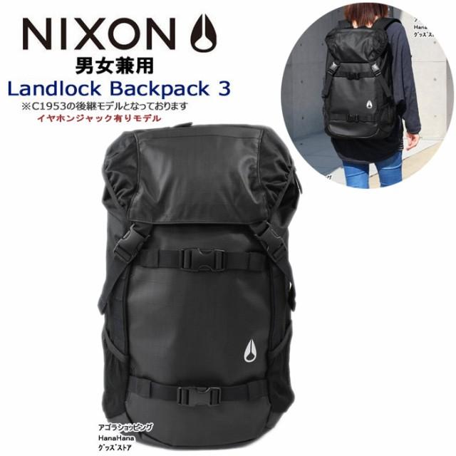 ニクソン リュック C1953 C2813 Landlock Backpa...