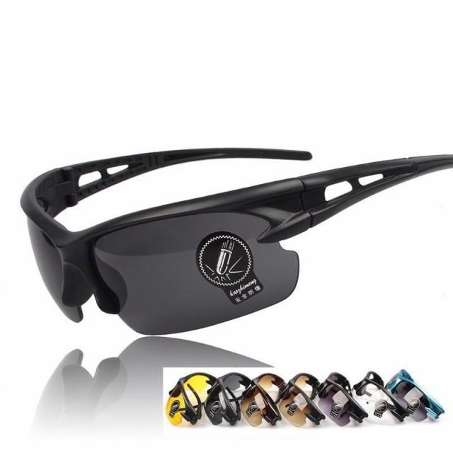 サングラス  釣り 運転 スポーツサングラス UV400 サーモント  メンズ スポーティーデザイン 眩しくない 紫外線カット