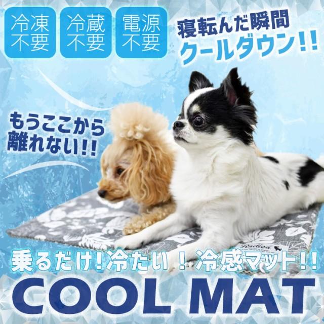 新作【ラディカ】RADYクールマット  熱中対策 犬...