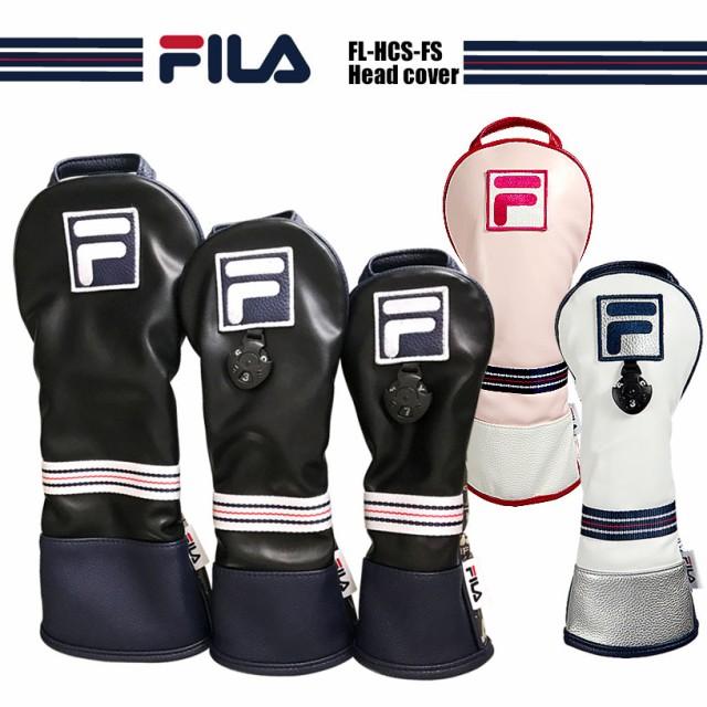 FILA FL-HCS-SF ヘッドカバー ドライバー/ウッ...
