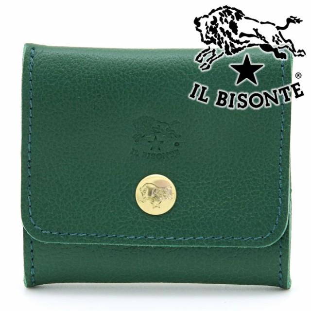 イルビゾンテ コインケース IL BISONTE 小銭入れ ...
