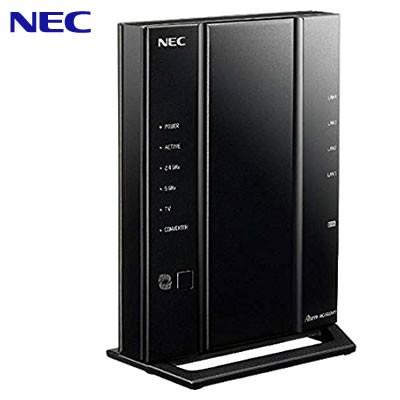 【即納】【送料無料】NEC 11ac対応 1733Mbps + 80...