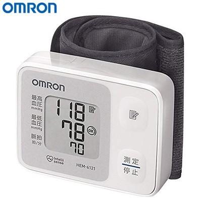 【即納】【送料無料】オムロン 手首式血圧計 自動...
