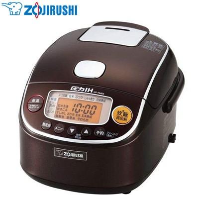 【送料無料】象印 3合炊き 炊飯器 圧力IH炊飯ジャー 極め炊き NP-RM05-TA ブラウン