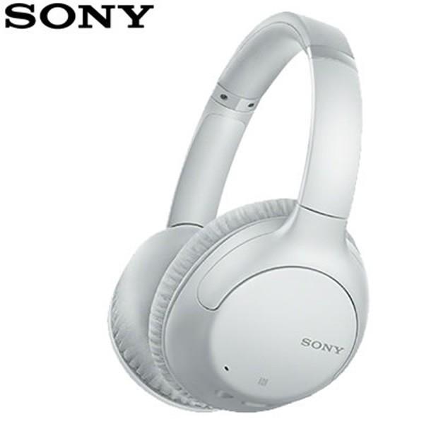 【送料無料】ソニー ヘッドホン ワイヤレスノイズキャンセリングステレオヘッドセット WH-CH710N-W ホワイト SONY