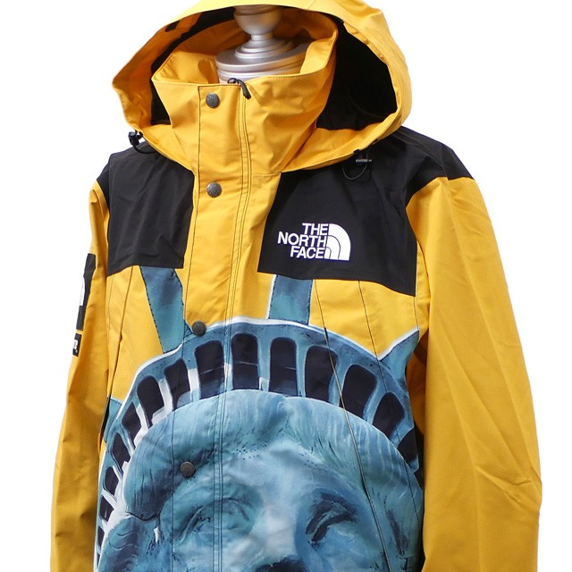 (2019新作)新品 シュプリーム SUPREME x ザ ノースフェイス THE NORTH FACE 19FW Statue of Liberty Mountain Jacket マウンテン ジャケ|au Wowma!(ワウマ)