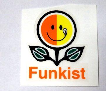 ZAK ヒステリックグラマー Funkist ステッカー...