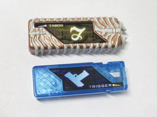 ZAK 仮面ライダー W USBメモリケースセット