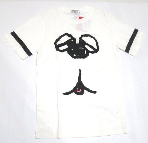 スヌーピー オラフ顔 Tシャツ S