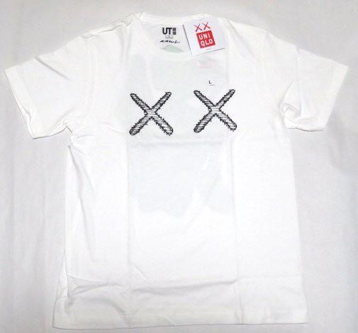 UT ユニクロ KAWS XX Tシャツ L