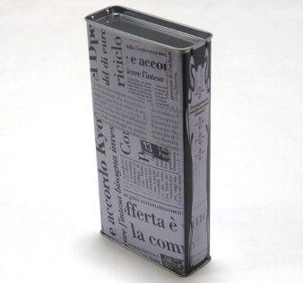 ZAK 棚に隠せるお札貯金箱 NewsPaper