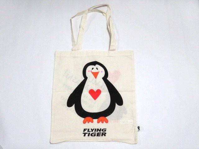 FLYING TIGER ペンギン トート