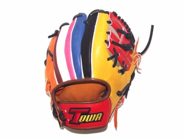 TOWA国産硬式野球グラブ トレーニング用グラブ YE...