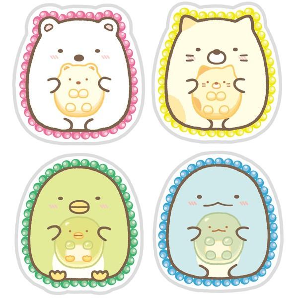 すみっコぐらし ダイカット保冷剤 SG-5535383SI/...
